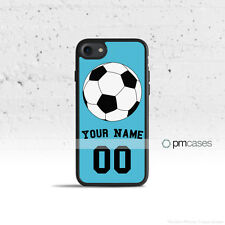 Personalized Soccer Name Case Cover for Apple iPhone 6s 6 7 Plus SE 5 5s 5c 4 4s
