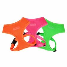 Dog Puppy Soft Harness - Puppia - Neon Collection - Choose Size & Color