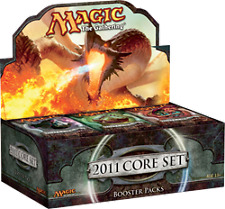 Magic the Gathering 2011 Core Set Factory Sealed Booster Box