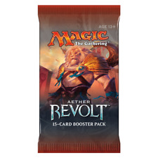 Magic the Gathering Aether Revolt Factory Sealed Booster Pack