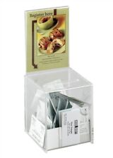 Safco Products Company Acrylic Collection Box