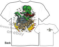 Ed Roth Rat Fink Big Daddy T Shirt Rat Fink Shirts Ed Roth Clothing Speedfink