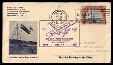 Albany NY 1928 Aeronautics Conference 1928 Cover With Sc C11
