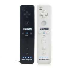 Built-in Motion Plus Remote Controller + Silicone Case for Nintendo WII Game