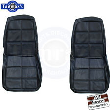 1969 Charger RT R/T Front Seat Covers Upholstery PUI