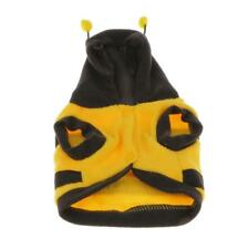 Funny Honey Bumble Bee Wings Dog Cat Pet Costume Outfit Apparel Clothes XXS - L