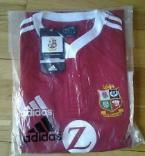 British and Irish Lions New Zealand Tour 2005 Mens Rugby Shirt Jersey S BNWT new