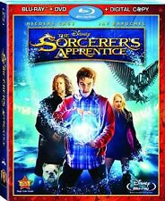 THE SORCERER'S APPRENTICE (THREE-DISC BLU-RAY/DVD COMBO+DIGITAL COPY)  (BLU-RAY)