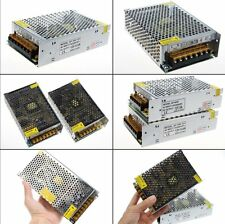 5/12/24V Universal Regulated Switching Power Supply Driver for LED Strip CCTV