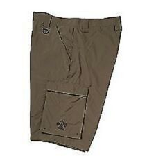 BOY SCOUT UNIFORM SHORTS LAND WATER SWIM SUIT TRUNK HIKING BOATING BOYS XS S M
