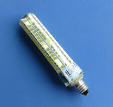 10W Led light E11 136SMD bulb lamp Silicone Dimmable 750lm 110/220V White/Warm