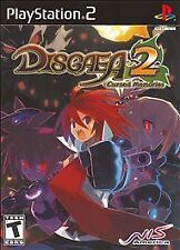Disgaea 2 Cursed Memories Artbook Soundtrack Guide PS2 Playstation 2 NEW SEALED