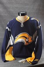 Buffalo Sabres Mens CCM Jersey NWT Reebok Authentic Hockey NHL New Blue