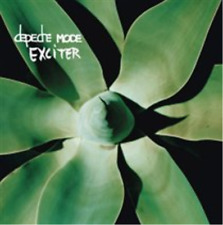 Depeche Mode-Exciter  CD with DVD NEW