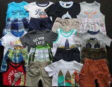 Boy 12 12/18 months Sets Spring Summer Clothes Outfit Lot *Free Shipping*