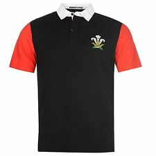 Team Mens Rugby Short Sleeve Jersey Cotton Casual Crew Neck Tee