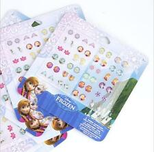 Lot Children Stickers Earring Cartoon Reward Crystal Stickers Reward stick A150