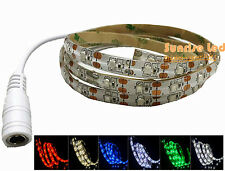 5V 30-100CM LED Strip Light Waterproof With DC Plug Various Colours & Lengths