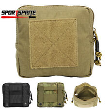 Airsoft Molle Utility EDC Tools Drop Pouch Tactical Waist Sundries Pouch Bag