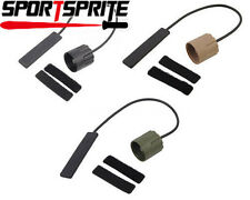 Tactical Remote Pressure Switch for SureFire G2 6P 9P G3 G2X 6PX P2X Flashlight