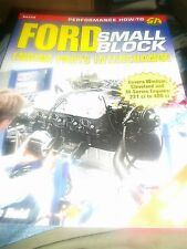 FORD SMALL BLOCK ENGINE PARTS INTERCHANGE MANUAL 221 260 289 302 351W 351C 400