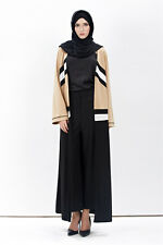 Women Dubai Style Long Dress Muslim Abaya Kaftan Jilbab Islamic Cocktail dress