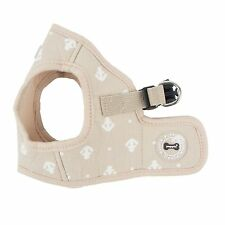 Dog Puppy Harness Soft Vest- Puppia - Ernest - Beige- Choose Size