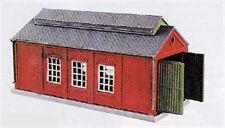 Peco NB-5 N Engine Shed, Brick Built Type