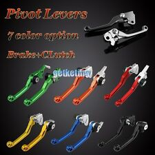Pivot Brake Clutch Lever For Honda CRF450R CRM250R/AR/XR250/MOTARD/XR 230/MOTARD