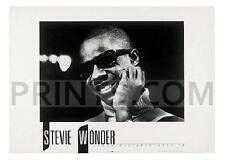 Anonymous Stevie Wonder Open Edition