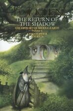 The Return of the Shadow (The History of Middle-earth, Book 6): The History of M