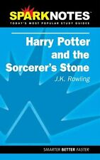 Sparknotes Harry Potter and the Sorcerers Stone (Sparknotes) by J K Rowling