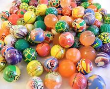Bouncy Balls 27mm Superior Jet Balls, Party Bag Fillers, Toys, Childrens Prizes