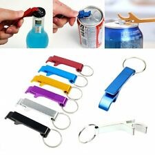 Bottle Opener Key Ring Chain Keyring Keychain Metal Beer Bar Tool Claw New