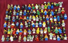 Huge Lot Of 100 Lego Minifigures Minfig Star Wars Chima City Town Police More 4