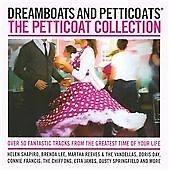 Various Artists - Dreamboats & Petticoats (The Petticoat Collection, 2012)