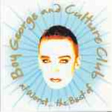 Boy George and Culture Club-At Worst... The Best Of Boy George And Cultur CD NEW