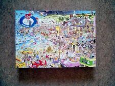 USED GIBSONS 1000 PIECE JIGSAW PUZZLE