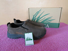 NIB New ITASCA women's slip on shoes Searay Brown #223008 11 cute comfortable