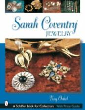 SARAH COVENTRY JEWELRY Kay Oshel 2003 PB REFERENCE BOOK PRICE GUIDE COLOR PHOTOS