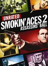 Smokin Aces 2: Assassins Ball (DVD, 2010, Rated/Unrated) - NEW!!