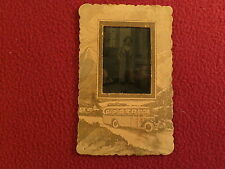 VINTAGE 1900 - 1920's PHOTO WITH ORIGINAL FRAME VERY OLD