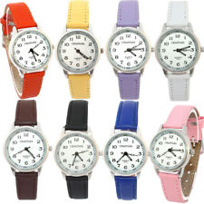 5 Color Chooes Learn To Time Kids Boy Girl Children's Tutor Wristwatch U13