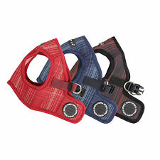 Dog Puppy Harness Soft Vest - Puppia - Cyberspace -  Choose Size & Color