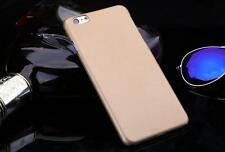 Luxury Ultra Thin PC Hard Back Cover Protective Case For iPhone 4 5 5C 6S 7 Plus