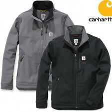 Carhartt Men's Jacket Crowley Soft Shell Wind & Water-resistant s up to XXL