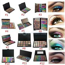 40/120/180 Eye Shadow Palette Makeup Glitter Shimmer Matte Eye Shadow Blush Set