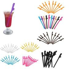 10pcs Hen Stag Do Party Willy Dicky Drinking Straws Sipping Straws Accessories