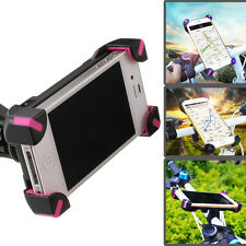 Universal ATV/Bicycle/Bike/MTB/Golf Cart Handlebar Mount Holder f Samsung iPhone