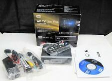 Western Digital WD TV Live Plus 1080p HD Streaming Media Player In Box
